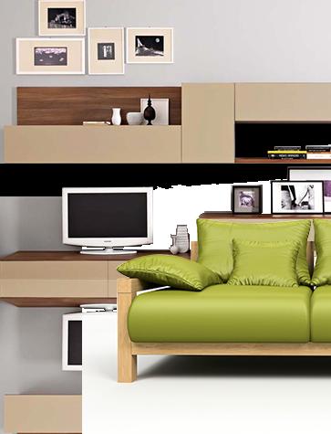 изработка на мебели за всекидневни стаи